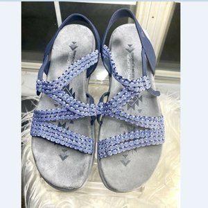 Skechers Women Memory Foam Modern Sandal 9
